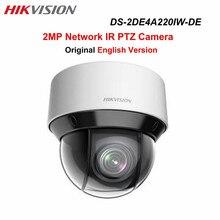 HIKVISION 2MP PTZ PoE IP Camera DS-2DE4A220IW-DE 20x Optical WDR IR H.264 Onvif SD Card Night version CCTV Surveillance Camera