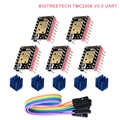 BIQU BIGTREETECH TMC2208 V3.0 UART MKS Stepper Motor StepStick Stumm Fahrer Vs TMC2100 Für 3d Drucker Control Board SKR PRO /V1.3