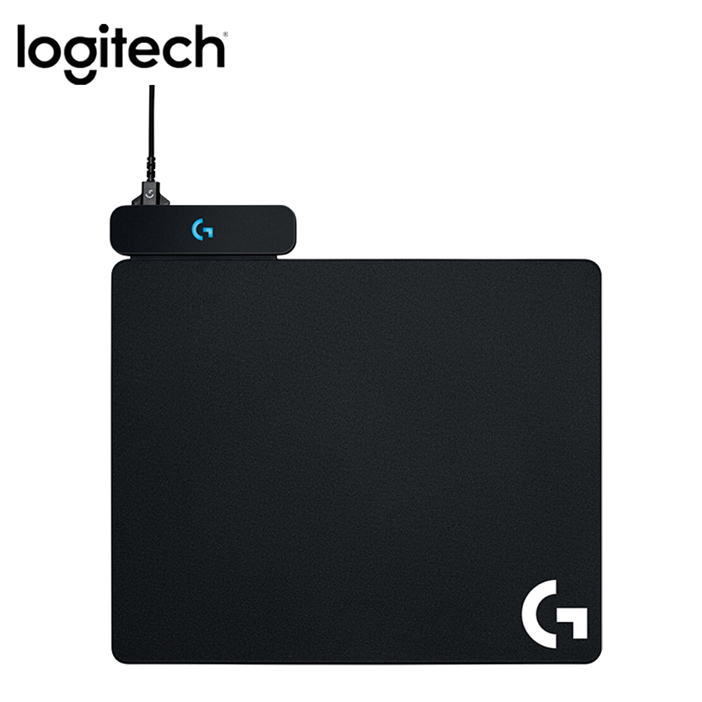 Original Logitech POWERPLAY Wireless Charging Mouse Pad Support G903 G703 Mouse Charging Lightspeed Charging Mouse Pad