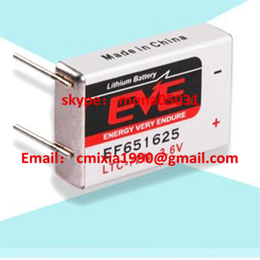3.6V EVE LITHIUM EF651625 PRISMATIC BATTERY