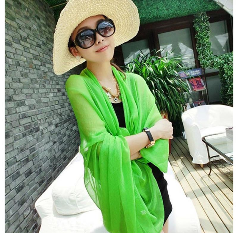 summer from india hot 2016 chiffon   scarves   woman thin shawl beach turban belt hijab fashion arabic scarfs   wrap   foulard femme W1
