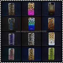 Luxury Puro Just Cavallis Leopard / Snake Print TPU Case Silicon Cover for iPhone 6 6s /6 Plus 6s Plus case phone capa celular
