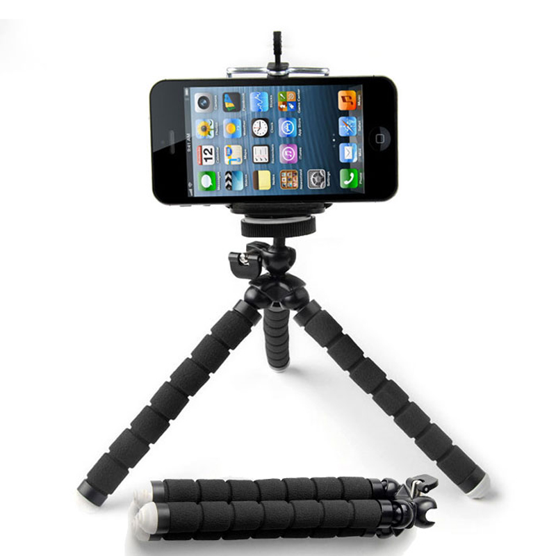 pretty nice a19eb 98ce2 US $8.87 |Flexible Octopus Tripod Head Bracket Phone Camera Holder for  Meizu Pro 6 Pro 5 MX5 MX4 Pro MX3 M1 Note M2 Note Stand Mount-in Mobile  Phone ...