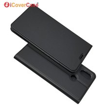 Flip Case For Xiaomi Mi Max 3 Cover Magnetic Wallet Leather Mobile Phone