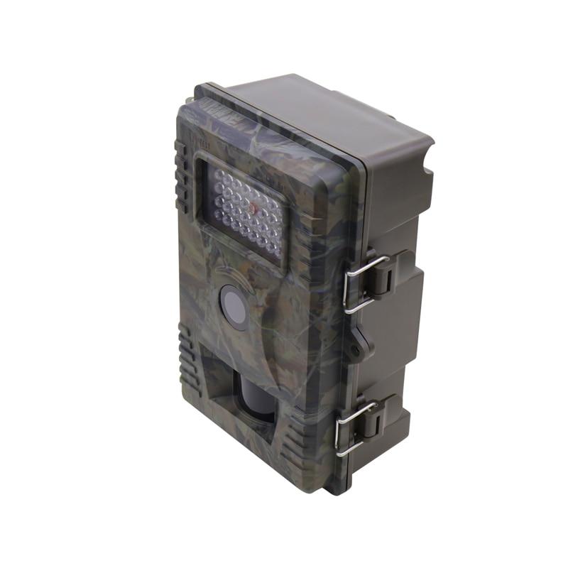 Купить с кэшбэком Trail Camera 12MP 1080P 42pcs Infrared LEDs 940nm Hunting Camera IP66 Waterproof 120 Degree Angle Wild Camera