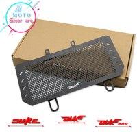 Black Motorcycle Accessories Radiator Guard Protector Grille Grill Cover For KTM DUKE390 DUKE 390 2018 DUKE250