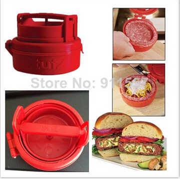 2014 latest Stufz Stuffed hamburger press,kitchen meat poultry tools,burger press meat,hamburger machine - Angelia Homesale store