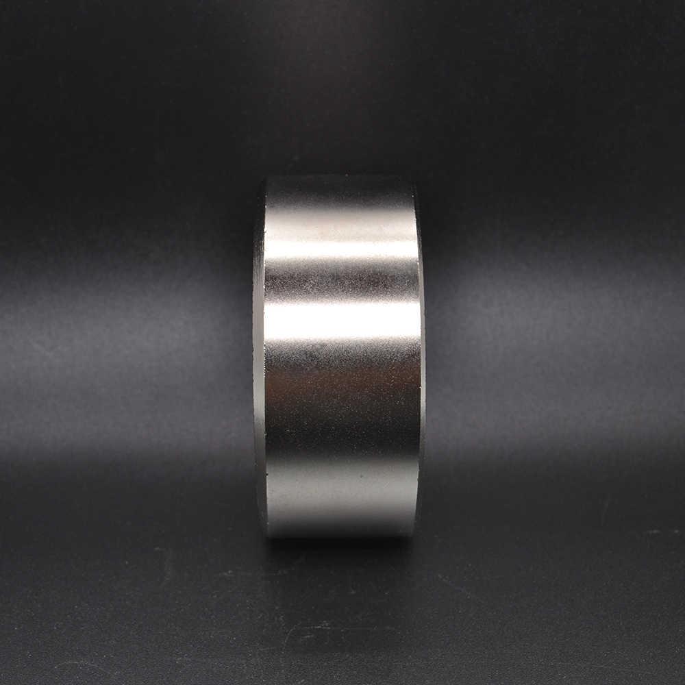 1 SZTUK Dia 70x40mm hot okrągły magnes Magnes Silne magnesy Ziem Rzadkich Neodymowy Magnes