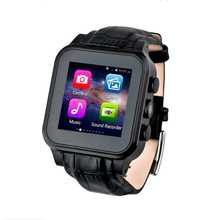 [NEW Upgraded 1G RAM+8G ROM] Exclusive 1.54″ WiFi+GPS+SIM+3G+GSM+Compass+Google Play Store Android Smart Watch