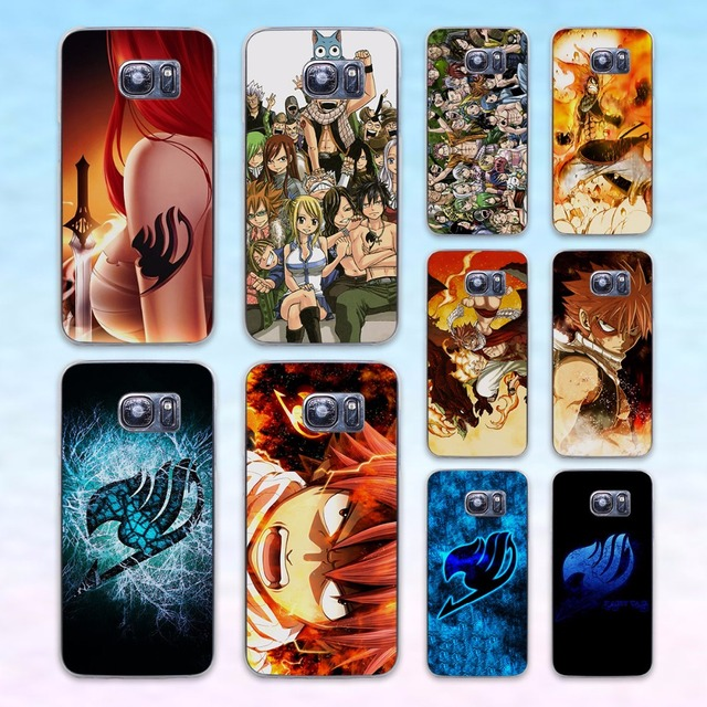 coque samsung galaxy s5 fairy tail