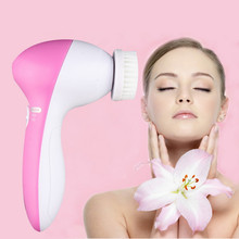 1pcs 5 In 1 Body Face Skin Care Cleaning