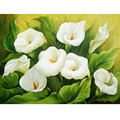 NEW Full Drill Square Diamond Embroidery Flowers 3D Diamond Painting Cross Stitch Home Decor DIY Diamond Mosaic Wall Painting