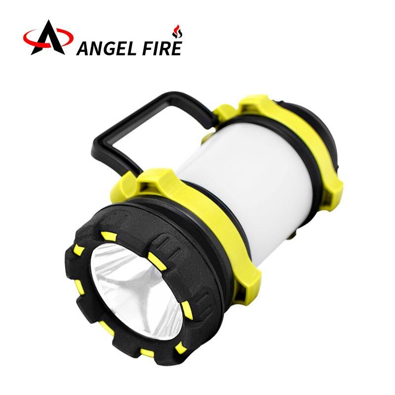 Projecteur portable ultra-lumineux lampe de poche LED projecteur projecteur XP-G2 USB lampe de poche rechargeable LED lampe de camping travail