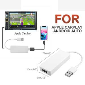 Receiver Smartphone Carplay Usb-Adapter Portable Link Auto for Android Dongle-Display