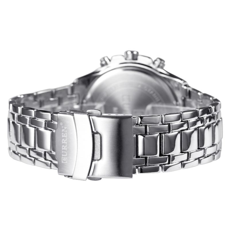 μαύρη ρολόι άνδρες στρατιωτική relogio - Ανδρικά ρολόγια - Φωτογραφία 3