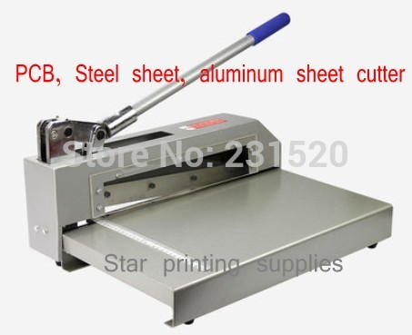 цены  Aluminum Sheet Cutter Heavy Duty PCB Board Polymer Plate Metal Steel Sheet Cutting Machine Shear