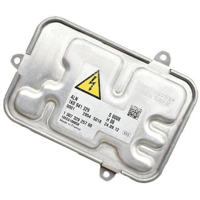 الأصلي المستخدمة زينون كابح تفريغ عالي الكثافة المصباح وحدة تحكم A2169009100 1K0941329 130732925700 ل 08 11 V W CC