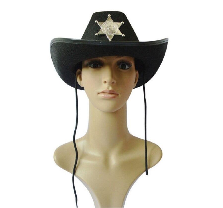 Game Red Dead Redemption 2 Hat Cosplay Cowboy Punk Hats Morgan Cos Western Vintage Cap Costumes Halloween Party Prop (11)