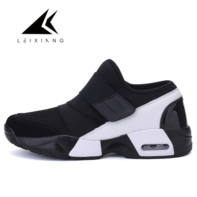 Unisex Mesh Sport Sneakers Comfort Slip On Cushion Air Light Running Shoes  For Women Zapatillas Hombre 6060ec7c5630d