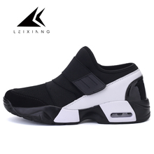 Unisex Mesh Sport Sneakers Comfort Slip On Cushion Air Light Running Shoes For Women Zapatillas Hombre Deportiva Walking Shoes