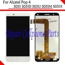 Alcatel Shipping LCD 4