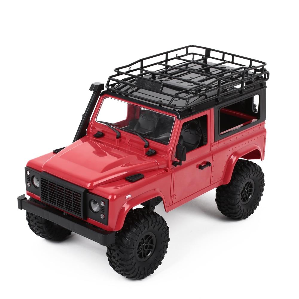 DIY комплект приводной вал электрический RC гоночный пульт дистанционного управления комплект игрушки 1:12 автомобиль 4WD 2,4 ГГц внедорожный игрушечный Гусеничный