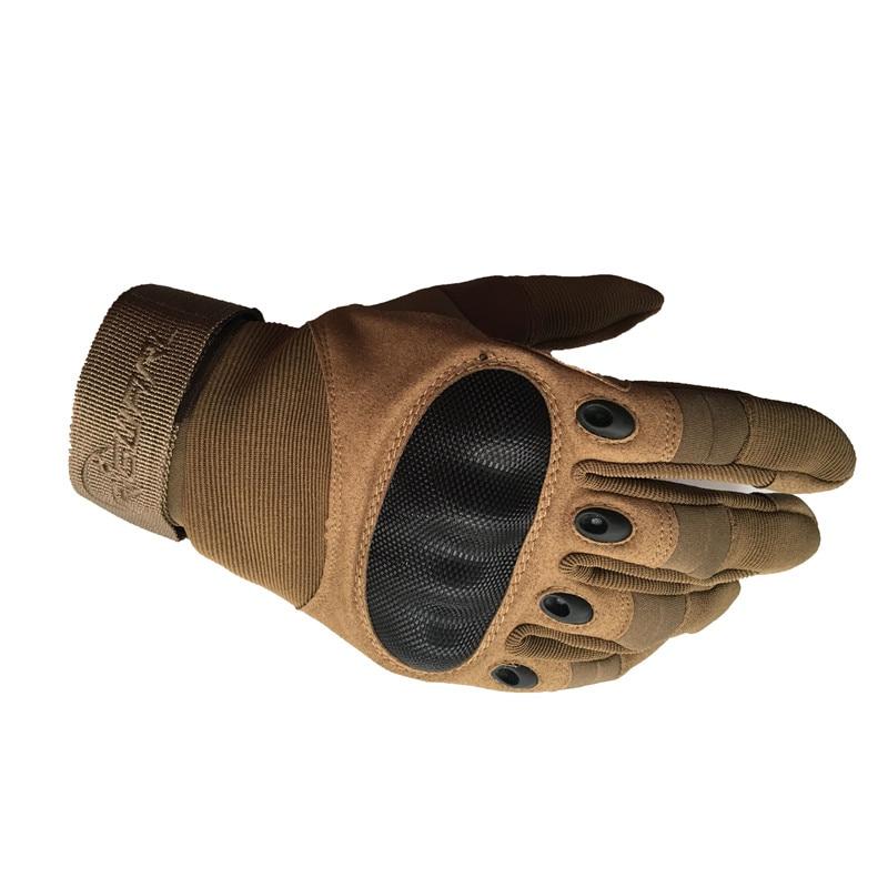 RIGWARL Outdoor Windproof Waterproof Anti skidding Tactical font b Gloves b font Men s Full Finger
