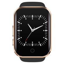 Classical Men Women gold F1 Curved Screen Smart Watch Sleeping Monitor with Camera Bluetooth sim card support Iphone IOS system