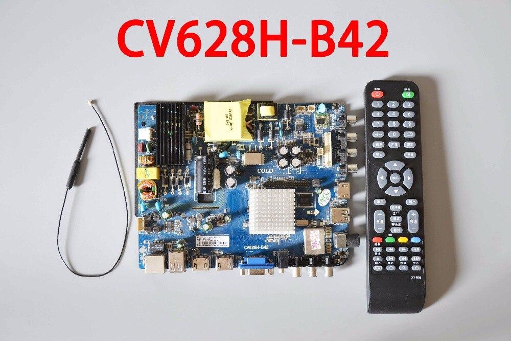 Original HKC H32DB3000T LCD LED Motherboard CV628H-B42 Screen T320XVN02