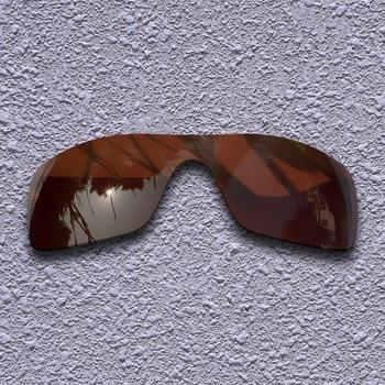 2305973dab Terra Brown Polarized Lentes de Reposição para óculos Oakley Batwolf Óculos  De Sol