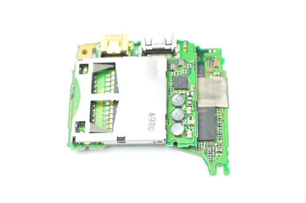 Free shipping!95%New  ZS3 motherboard for Panasonic DMC ZS3 TZ7 mainboard TZ7 main board camera repair part|motherboard motherboard|motherboard s3|motherboard repair - title=