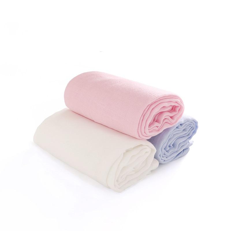 3Pcs/Box 80*80cm Miracle Baby Cloth Diapers Bamboo Fiber Soft Blanket Swaddle Wrap Infant Nursing Cover Bath Towel Unisex