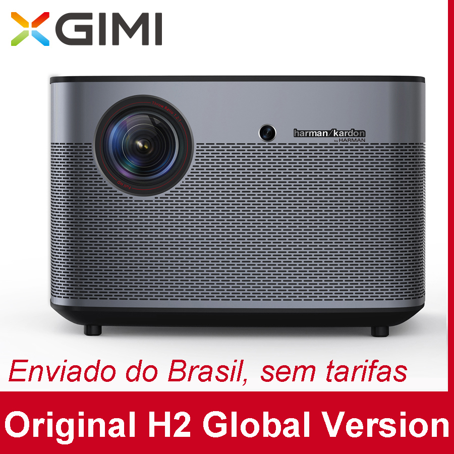 Mini 1080p Full Hd Led Projector Home Theater Cinema 3d: Aliexpress.com : Buy XGIMI H2 Global Version 4K DLP Led