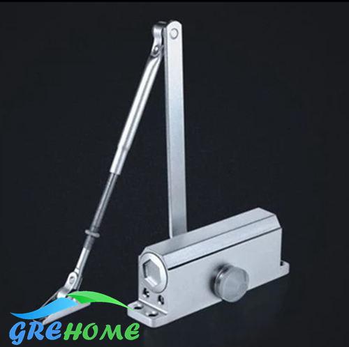 door closers buffer protect door household pushed to open and automatic speed casting automatic door hardware 45kg duty gate недорго, оригинальная цена