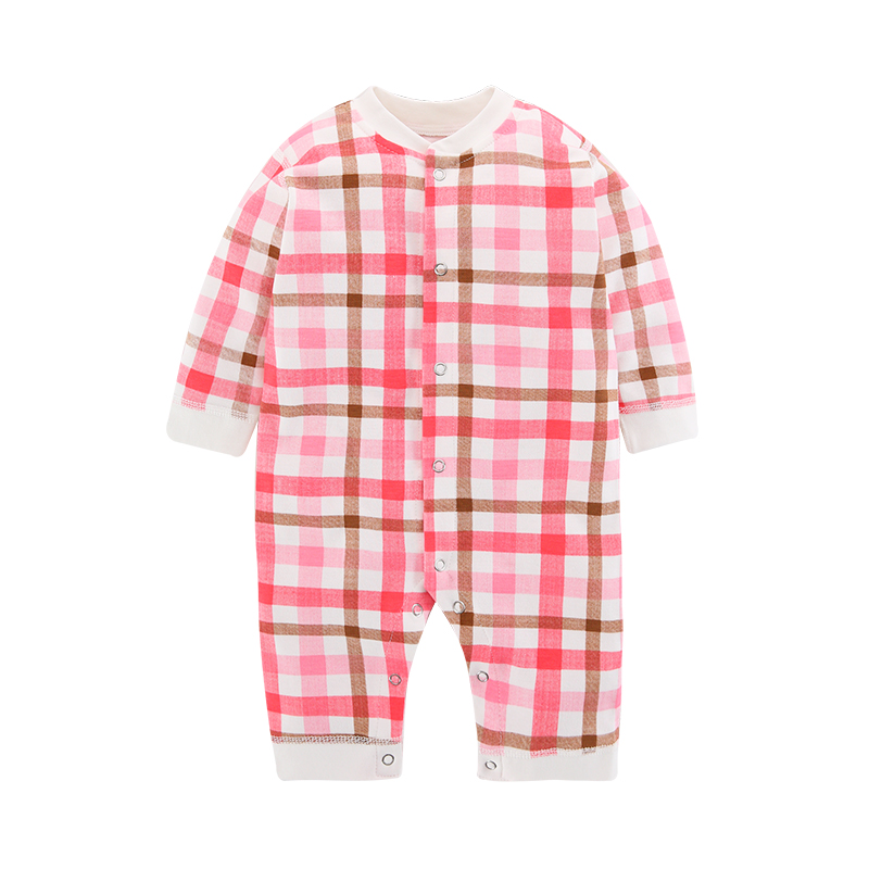 2018 New Product Baby Clothing 0-18M Newborn jumpsuits Baby Boy Girl Romper Clothes Long Sleeve Infant Product