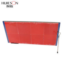 Huieson Professional Table Tennis Self Training Board with Pimples-in Rubber Quick Rebound Board for Loopkilling Training Tools(China)