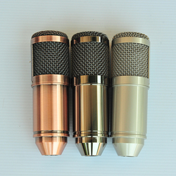 Assembled High Sensitivity Condenser Microphone Studio Microphone Condenser professional recording Famous Brand Technology
