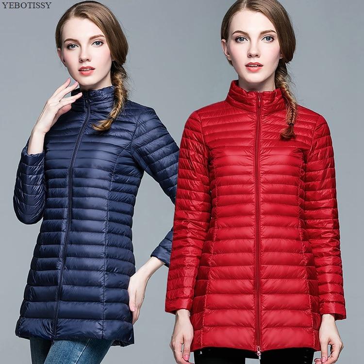 Winter Jacke Frauen 2019 Mode Winter Mantel Frauen Gefälschte Pelz Kragen Mit Kapuze Unten Jacke Frauen Lange Parkas Warme Weibliche Oberbekleidung Weich Und Leicht Jacken & Mäntel