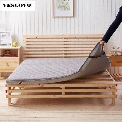 10 Cm Dicke Sommer Atmungs Massage Matratze Doppel Einzigen Schlafsaal Bambusfaser Matratzenauflage Bed Gefaltet Tatami Matratze Angenehme SüßE Matratzen