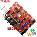 Фонарь 1280*16 640*32 1 * HUB08 и 2 * HUB12 USB + WIFI Один и два цвета P10 Светодиодный модуль P10 P4.75 светодиодный дисплей светодиодный контроллер карта