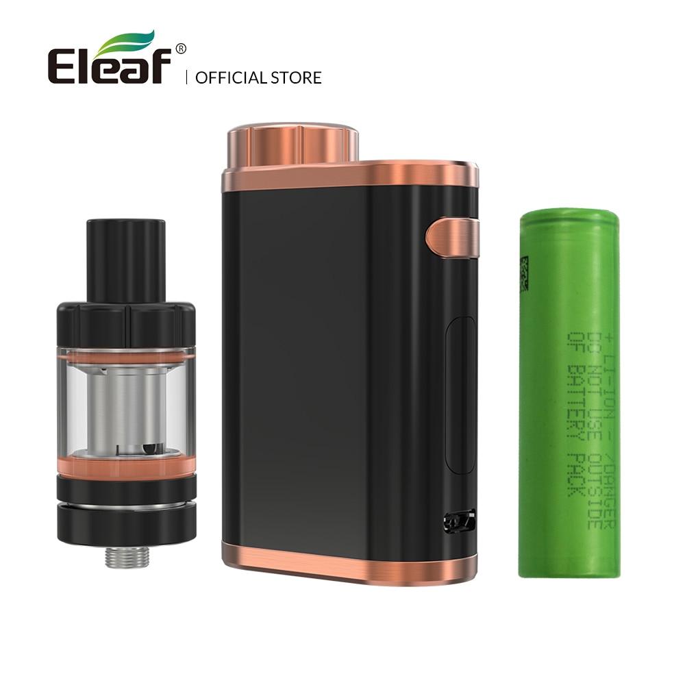 Original Eleaf iStick Pico Kit mit MELO III Mini Zerstäuber 1-75 watt 2 ml melo 3 tank mit 18650 batterie elektronische zigarette