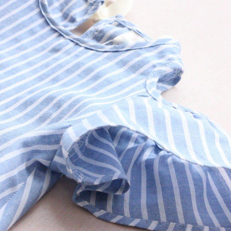 Newest-Kids-Girl-Princess-Dress-Summer-Striped-Short-Sleeve-Mini-Dresses-Infantil-Children-Vestidos-4