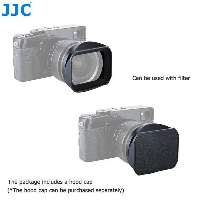 JJC عدسة الكاميرا هود الظل ل Fujinon XF 23 مللي متر F1.4 و 56 مللي متر F1.2 R (APD) على XT30 XT20 XT10 XPro2 XPro1 XT3 XT2 يحل محل LH XF23