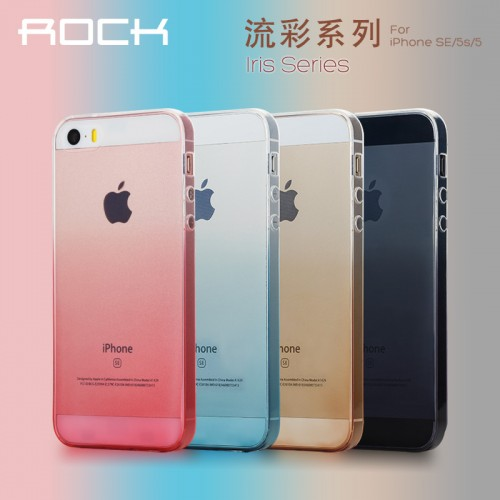 For iPhone SE Case Super Slim TPU Gel Transparent Phone