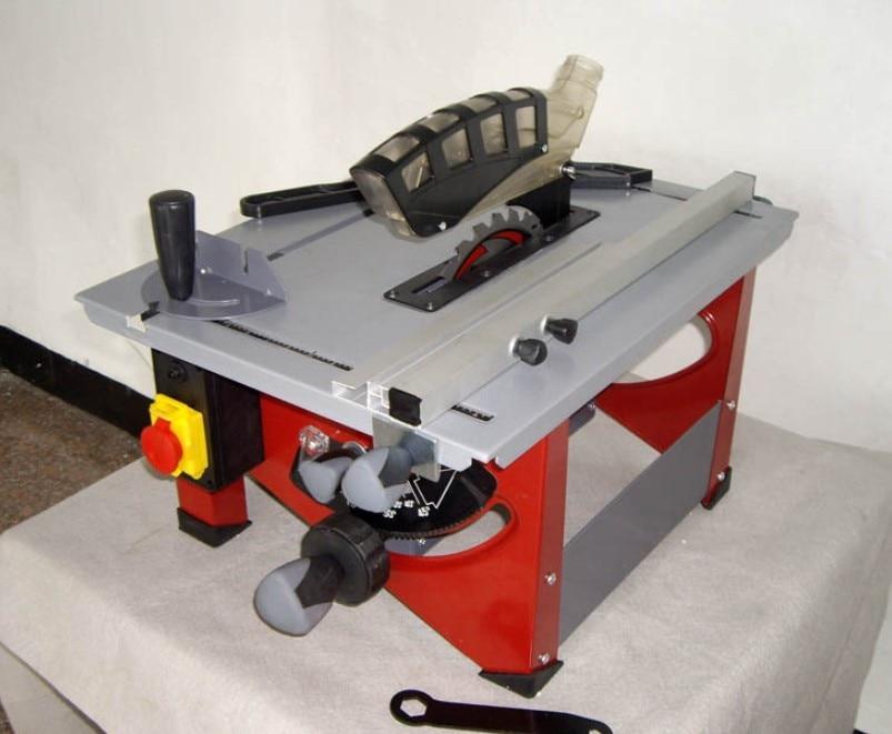 8 дюймов Деревообработка скамейке пилы обивка украшения дома модель изготовления DIY Резак резка машины