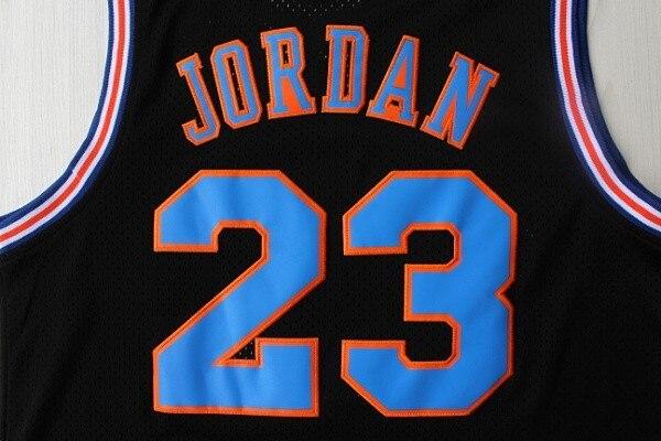 d8c4d45bd46e0d ... Michael Jordan 23 Space Jam Jersey White