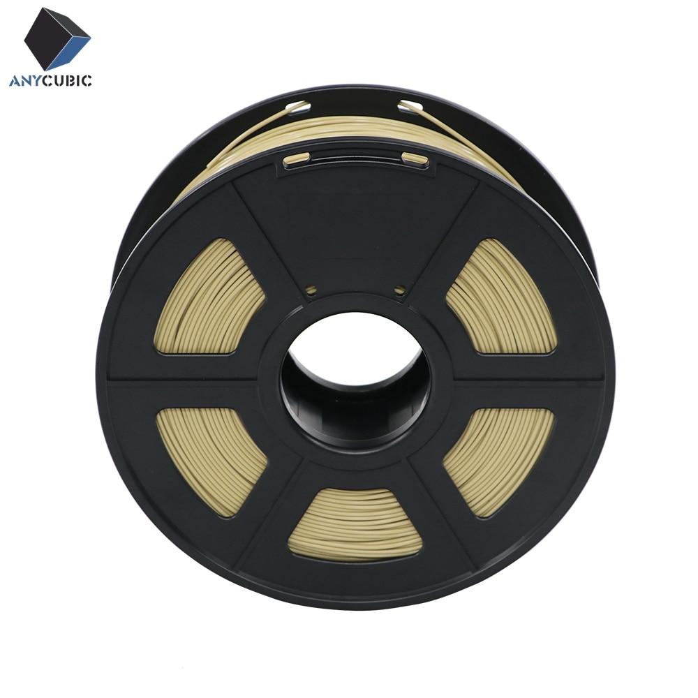 Anycubic 3d Drucker Filament Abs 1,75mm 1 Kg Kunststoff Druck Gummi Verbrauchs Material Mit 14 Arten Farben Liefern Sie Wählen