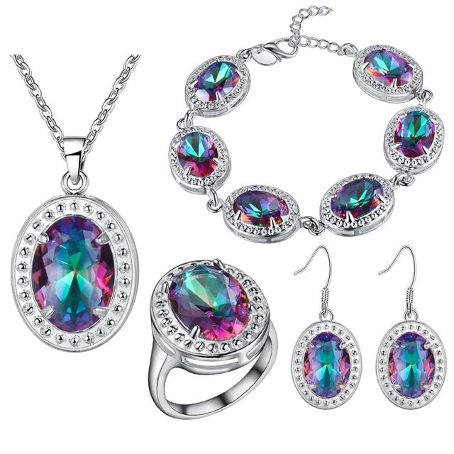 Oriental Jewelry Set