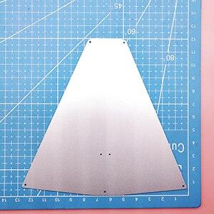 Металлические Вырубные штампы с подставкой для рождества Пасхи