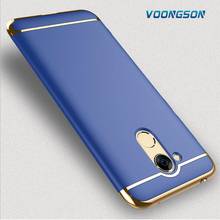 For Huawei Honor 6A Case 5 inch Luxury Protective Back Cover 3 in 1 Hard PC Hybrid Cases Capa 5.0